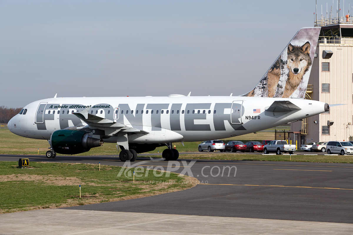 Frontier Airlines Commences Flights from Trenton-Mercer